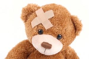 primeiros-socorros infantis