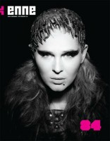 Enne magazine_capa