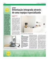 Nutrémia entrevistada pelo CORREIO DO MINHO