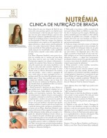 Revista Spot - Artigo Nutrémia - Dezembro Edição Natal 17