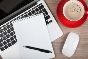 escrever um artigo