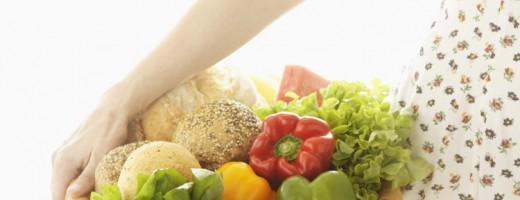 comida saudável_cesto